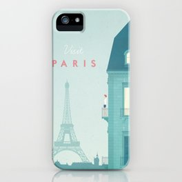 Paris iPhone Case