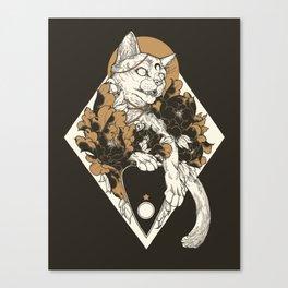 Harrow Canvas Print
