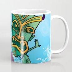 Tiki Surfer Mug