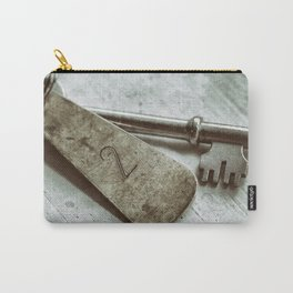 Room Number Two Carry-All Pouch