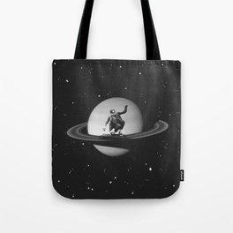 Planetary Ride Tote Bag