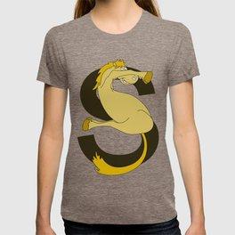 Monogram S Pony T-shirt
