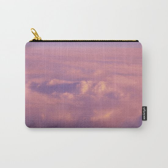 Cotton Candy III Carry-All Pouch