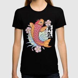 IREZUMI - KOI OF COURAGE T-shirt