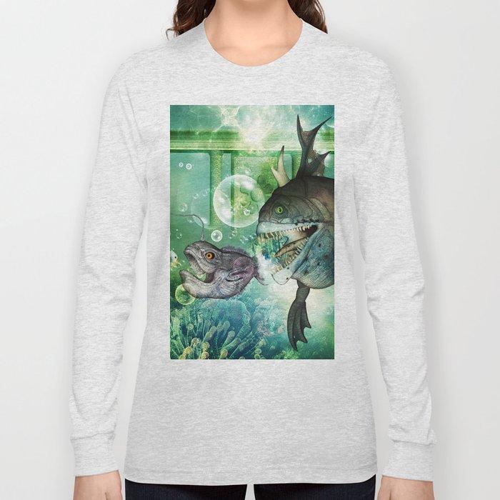Hunter and hunted Long Sleeve T-shirt