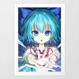 Touhou Project Art Print