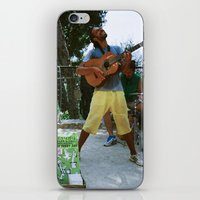 portugal iPhone & iPod Skins featuring Lisbon, Portugal by Oliver Braslin