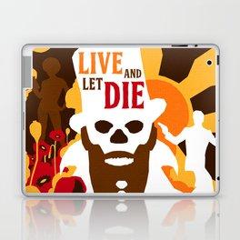 James Bond Golden Era Series :: Live and Let Die Laptop & iPad Skin