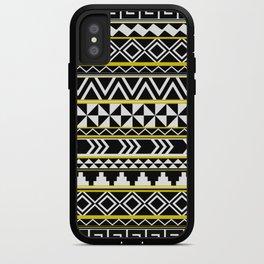 Tribal Pattern iPhone Case