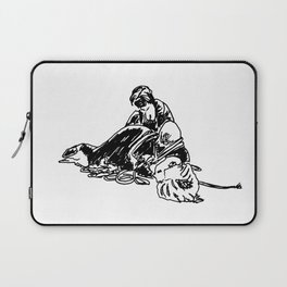 Unbounding, from an Urban Sketching Point of View Laptop Sleeve