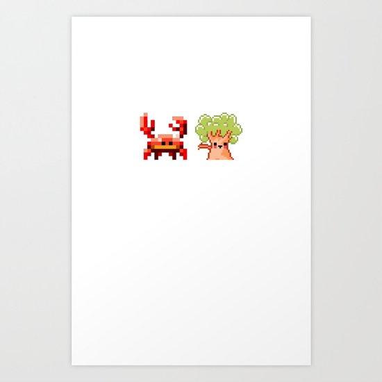 Crabtree Art Print