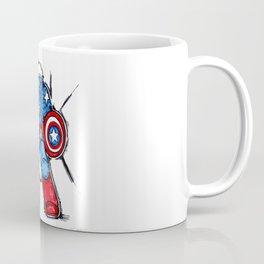 Cap'n Warhammer Coffee Mug