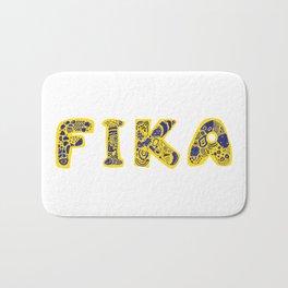 Fika- Folk style Bath Mat