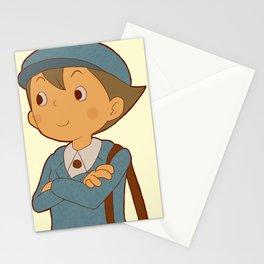 Luke Triton Stationery Cards