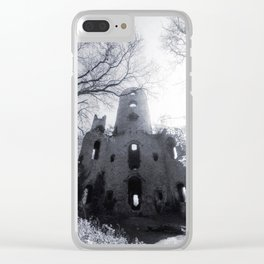 Enter Clear iPhone Case