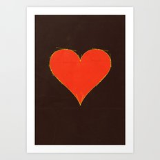 Love Handles Art Print