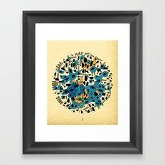 - age of the sun_03 - Framed Art Print