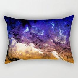 Spatial Magic Rectangular Pillow