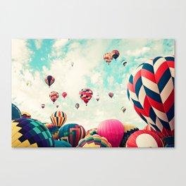 Monringrise Canvas Print
