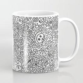 Chaos Curly Head Coffee Mug