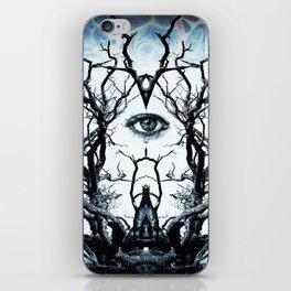 Tree of Life Archetype Religious Symmetry iPhone Skin