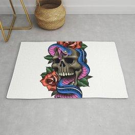 skull Rug