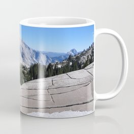 Olmsted Point, Tioga Pass, Yosemite National Park  Coffee Mug