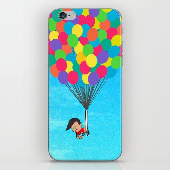 Ultimate Wedgie iPhone & iPod Skin