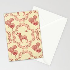 Year of the Ram Stationery Cards