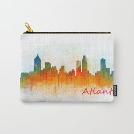 Atlanta City Skyline Hq v3 Carry-All Pouch