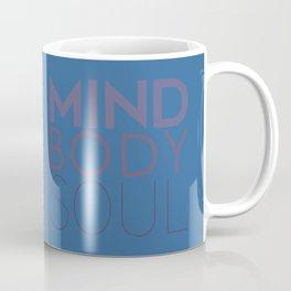 Mind, Body, Soul Coffee Mug