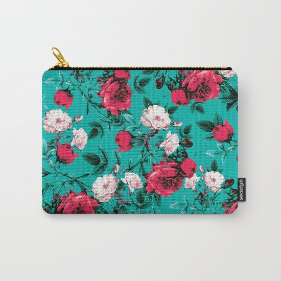 RPE FLORAL VII Carry-All Pouch