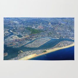 Newport Beach California Rug