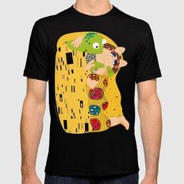 Klimt muppets T-shirt