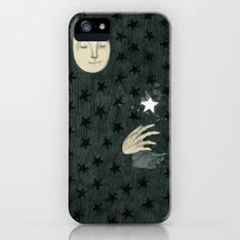 Madame Moon iPhone Case