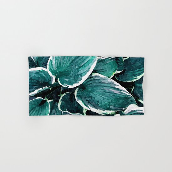 """Sacred Edge"" #society6 Hand & Bath Towel"