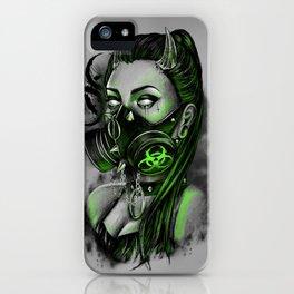 Gothemia iPhone Case