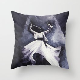 The Darwish Throw Pillow