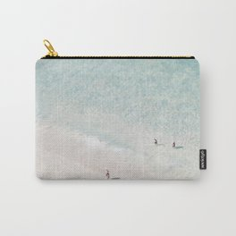 Beach Love 2  (part of a diptych) Carry-All Pouch