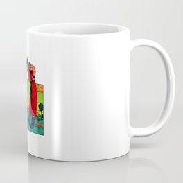 Dragon Ball Fight Coffee Mug
