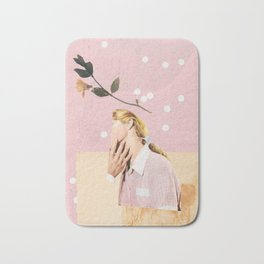 LOVE LETTER Bath Mat