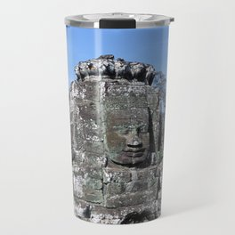 Bayon Temple in Angkor Wat Travel Mug