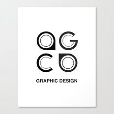 my_logo Canvas Print
