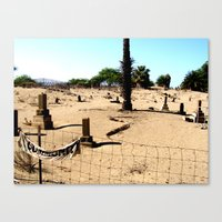 community Canvas Prints featuring Community by Madison Webb