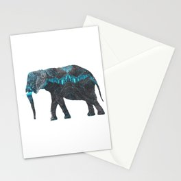 Pachyderm Stationery Cards