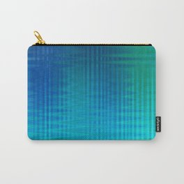 Ripples In A Blue Lagoon Carry-All Pouch