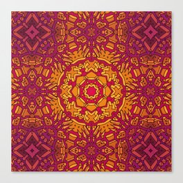Kaleidoscope Dream Canvas Print