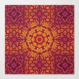 Kaleidoscope Dream Canvas Print