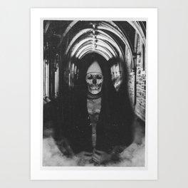 Creeping Death Art Print