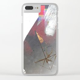 Androfemme: Smitten Drown II Clear iPhone Case